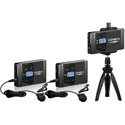 Comica CVM-WS60-COMBO Universal Wireless Mic for DSLR & Smartphones