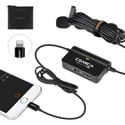Comica SIG.LAV V05 MI Multi-Functional Single Lavalier Microphone with Lightning Interface for iPhone/iPhone/iPad/iPod