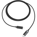 Corning COR-AOC-CCU6JPN005M20 AOC 40 Gb/s Thunderbolt 3 USB Type-C Optical Cable - 16.4 Feet/5 Meter