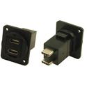 Dual USB C CM Adaptor FT Series
