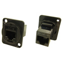 In-Line RJ45 Adapter FT Series Jack 8 Positions