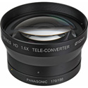 Century Precision Optics 0HD-16TC-AG 1.6x HD Telephoto Conversion Lens for Panasonic AG-HPX170/AG-HMC150