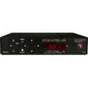 Contemporary Research ICC2-ATSC4S-RK 4S HDTV Tuner/Controller with MPEG4 - includes Universal Rack Mount Kit