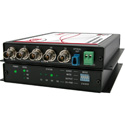 Photo of  Artel FiberLink 3360-B7S 3G-SDI with 8-Channel AES Digital Audio SM/MM Fiber Box with ST Connectors - Transmitter