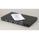 Artel FiberLink 7140 1310nm Singlemode 4-Channel Composite Video 1-Fiber Box with FC Connectors - Transmitter