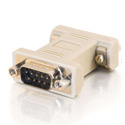 CTG 08075 DB9 M/F Null Modem Adapter