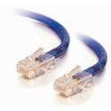 5ft Cat5E 350 MHz Assembled Patch Cable - Blue