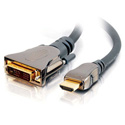 10m SonicWave HDMI to DVI-D Digital Video Cable (32.8ft)