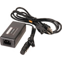 Connectronics 12 Volt DC at 3.3 Amps AC Adapter With 4 Pin XLR Plug