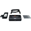 City Theatrical 5910 Wireless DMX Multiverse Transmitter 900MHz/2.4GHz - Licensed in North America Only