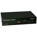 Channel Vision CVT3UB/UHF 3-Channel RF Modulator