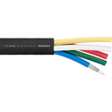 Clark Wire & Cable X-RG6HD5-50 RG6HD5 BNC/BNC Cable - 50 Feet
