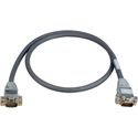 15-Pin Hi-Density Male to Male VGA Cable 3 Foot