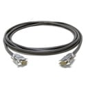 Laird D9M-M-100 Belden 9538 Sony RCC-G-Equivalent 9-Pin D-Sub Male to Male RS-422 Control Cable - 100 Foot