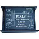 Rolls DB225 Professional Direct Box