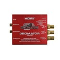 Decimator 2 - Miniature (3G/HD/SD)-SDI to HDMI