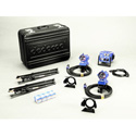 Dedolight  Dedocool 500 watt Standard Lighting Kit with 2 COOLH Heads Power Supply & Case.