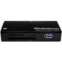 Delkin DDREADER-48 USB 3.0 CFast 2.0 SD UHS-II and microSD Reader