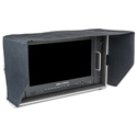 Delvcam DELV-4KSDI15 4K UHD HDMI 3G-SDI Quad View 6RU Rackmountable Broadcast Monitor in Case - Bstock (Used/Repaired)