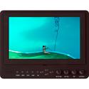 Delvcam DELV-SDI-7 Advanced Function 7-Inch 3G-SDI On-Camera Field LED Monitor w/ HDMI