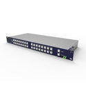 Digital Forecast RS 16X16 3G/HD/SD SDI Matrix Routing Switcher