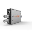 Digital Forecast UHD M-OTR Bi-Directional (1 Input + 1 Output) 12G SDI Extender  LC Duplex SingleMode Transceiver SFP