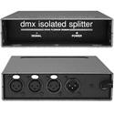 Doug Fleenor Design Model 123-3 DMX Splitter / Amplifier (3 Pin XLR - 120VAC)