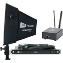 RF Venue DFINDISTRO4-WAVE Diversity Fin DISTRO4 Package with WaveTower Remote Spectrum Monitoring System