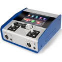 Digigram IQOYA TALK-LE Portable Codec with LCD Touchscreen - 2x Mic Input/2x Phones Out/2x XLR I/O with Ethernet