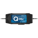 Digigram Q-MIC Professional Dynamic MIC Preamp for Smartphones/Tablets