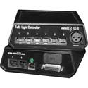 metaSETZ TLC-U 25 Universal Tally Controller - 8 Output Tally Controller for 25-pin Switchers