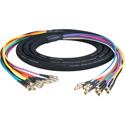 Laird DIN-10SNK-3 Gepco VS10230 3G/HD-SDI 10-Channel DIN 1.0/2.3 Video Snake Cable - 3 Foot