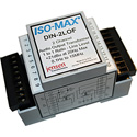 Jensen DIN-2LO-11FL Din Rail 2 Channel Line Output Transformer