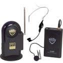 Nady DKW1 Omnidirectional Lavalier Wireless System -A Frequency
