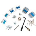 Da-Lite 36974 Heavy Duty Fast-Fold Deluxe Frame Repair Kit