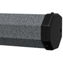 Da-Lite 93886 45 x 80 Inch Carpeted Picture King w/ Keystone Eliminator Tripod Screen - 16:9 - HDTV - 92 Inch - Black
