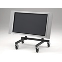 Da-Lite 6801 MPS-MCM Rolling Confidence Monitor/TV Stand w/Manual Tilt Adjustment