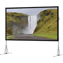 DaLite NSCV90X160 Fast Fold NXT Projection Screen