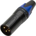 Sescom DMX-TERM-3M 3-Pin XLR Male DMX Termination Resistor - 120 Ohm