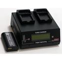 Dolgin TC200-PAN-BLJ31-i-TDM 2 Position Battery Charger - DMW-BLJ31-Panasonic Lumix DC-S1/DC-S1R/DC-S1H