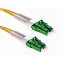 Cleerline DOS2LCLC01M-APC LC/APC-LC/APC-1.6mm Riser-OS2-1m Fiber Cable