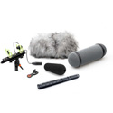 DPA 4017B-BR Shotgun Microphone with Rycote Windshield