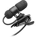 DPA 4080-BM d:screet Mini 4080 Miniature Cardioid Lavalier Microphone with a Microdot Termination - Black
