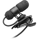DPA 4080-BU Cardioid High Sensitivity Lav Mic with Pres. Boost & Low Cut