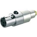 DPA DAD6010 Adapter for Shure U1/UR1/UT1/SC1/SLX1/ULX1/GLXD1/ULXD1/QLXD1 Axient Digital TOA WM4300 PGX1 Line 6 XD-V70L