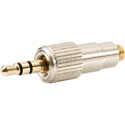 DPA DAD6034 MicroDot Adapter for Sennheiser Evolution/G2/G3/D1 X2 Digital Wireless and Audio Ltd En2 TX
