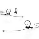 DPA FIO66F00-M2 d:fine Omnidirectional Headset - 4066 Beige Medium 90 mm Dual Ear Microdot