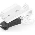 DPA SCM0008-W Double Lock Mic Clip - White