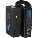 Dracast DR90ACK-G 90WH Gold Mount Battery and Gold Mount Dual Battery Charger