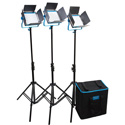 Dracast DRLK3X500BS S-Series LED500 3-Light Kit with Soft Case